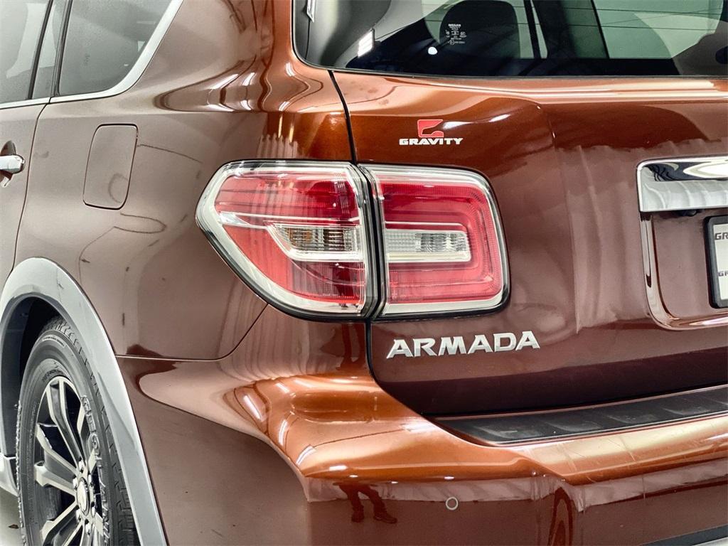 Used 2018 Nissan Armada Platinum for sale $41,998 at Gravity Autos Marietta in Marietta GA 30060 9