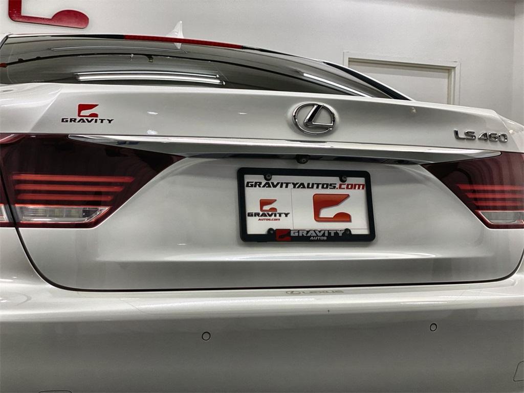 Used 2015 Lexus LS 460 for sale $33,444 at Gravity Autos Marietta in Marietta GA 30060 10