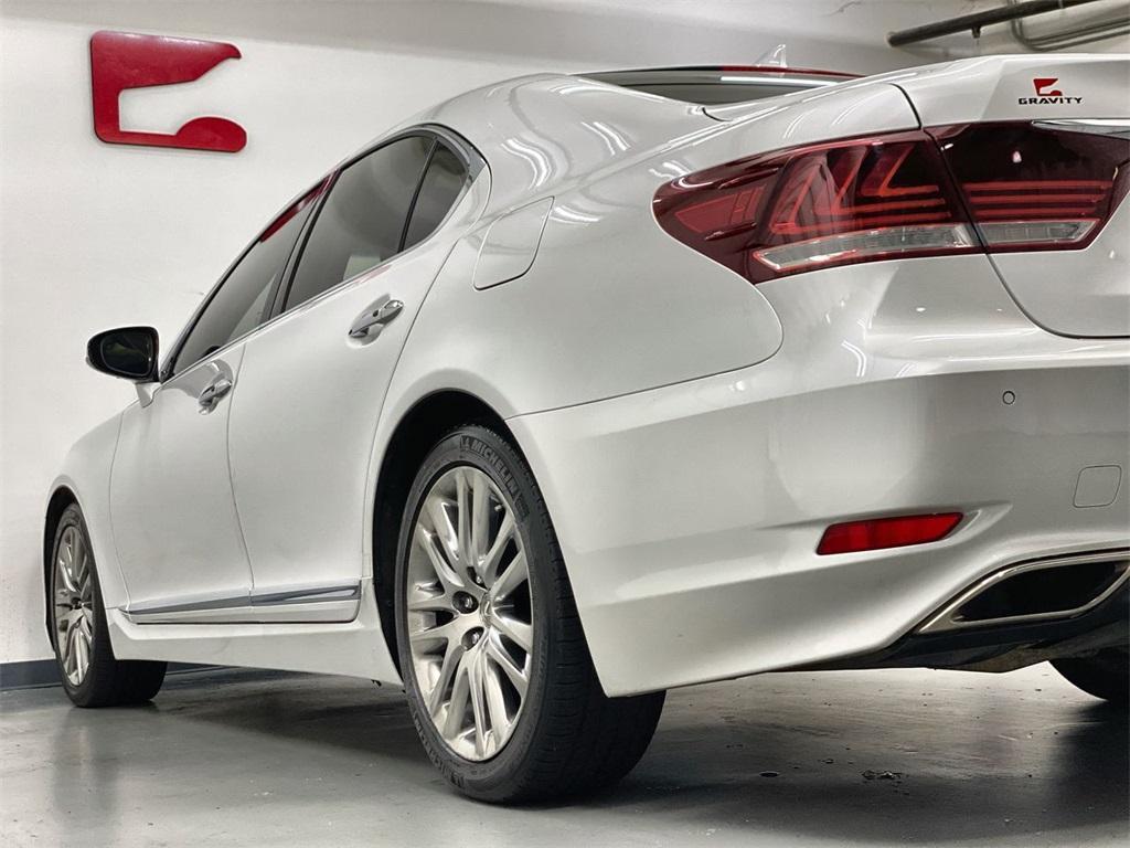 Used 2015 Lexus LS 460 for sale $33,444 at Gravity Autos Marietta in Marietta GA 30060 11