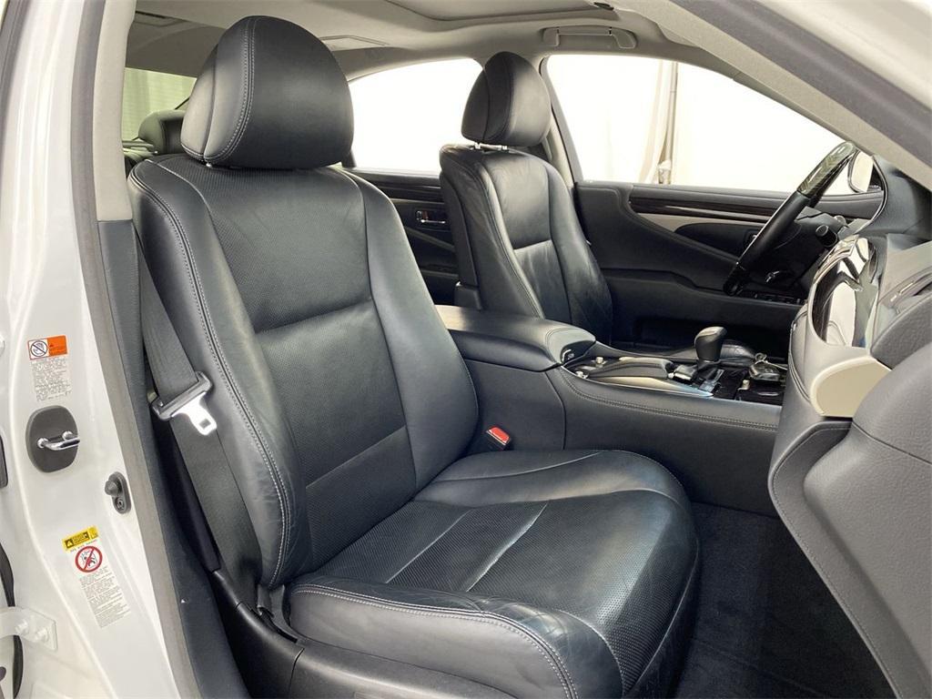 Used 2015 Lexus LS 460 for sale $33,444 at Gravity Autos Marietta in Marietta GA 30060 17