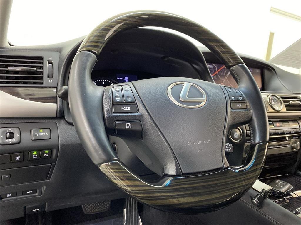 Used 2015 Lexus LS 460 for sale $33,444 at Gravity Autos Marietta in Marietta GA 30060 21