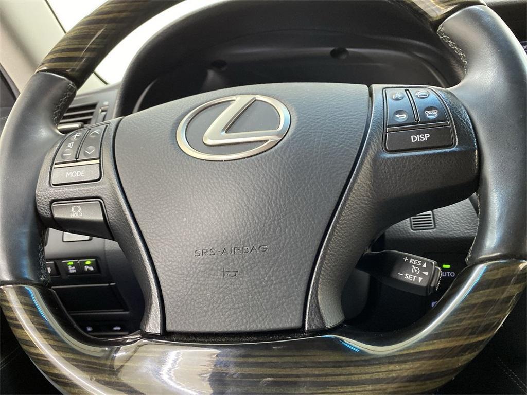 Used 2015 Lexus LS 460 for sale $33,444 at Gravity Autos Marietta in Marietta GA 30060 23