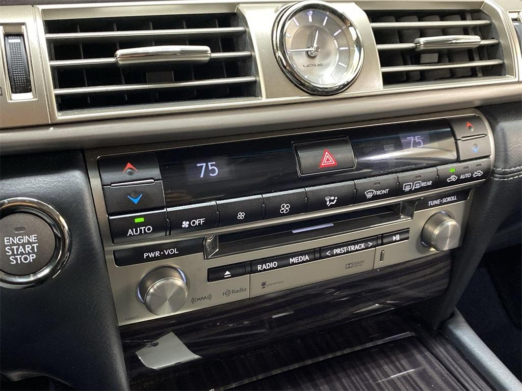 Used 2015 Lexus LS 460 for sale $33,444 at Gravity Autos Marietta in Marietta GA 30060 32