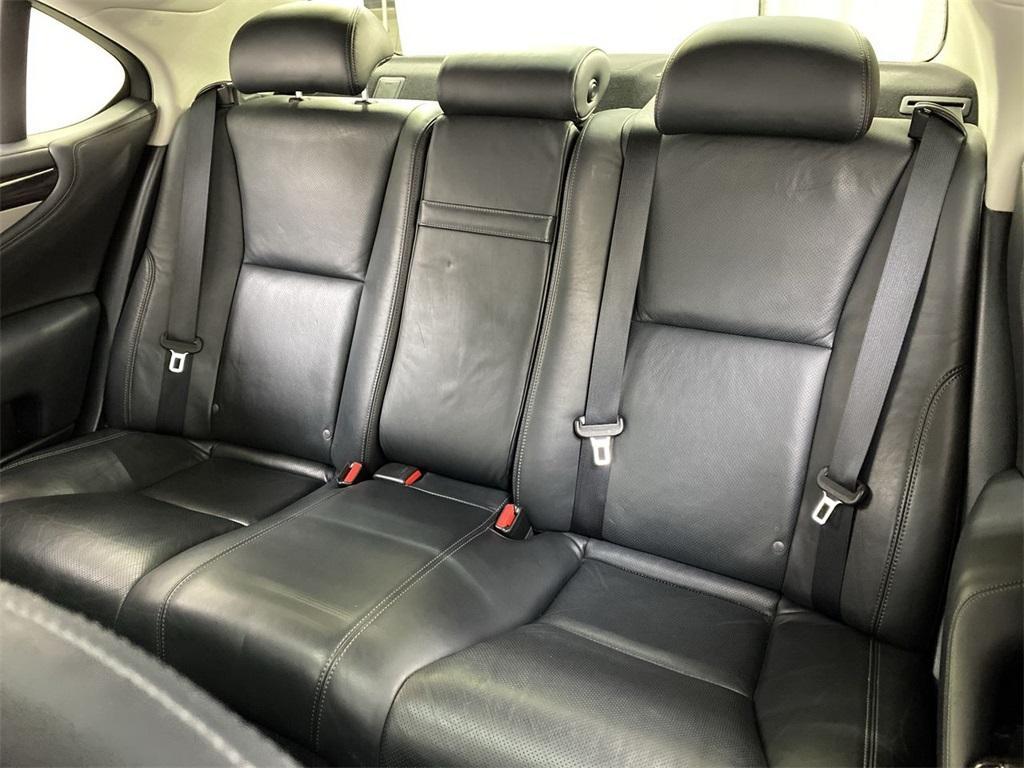 Used 2015 Lexus LS 460 for sale $33,444 at Gravity Autos Marietta in Marietta GA 30060 40