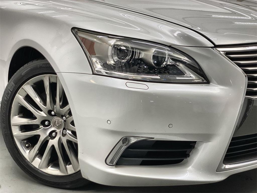 Used 2015 Lexus LS 460 for sale $33,444 at Gravity Autos Marietta in Marietta GA 30060 8