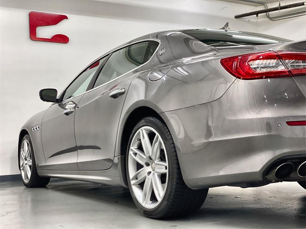 Used 2017 Maserati Quattroporte S Q4 GranLusso for sale $46,888 at Gravity Autos Marietta in Marietta GA 30060 11
