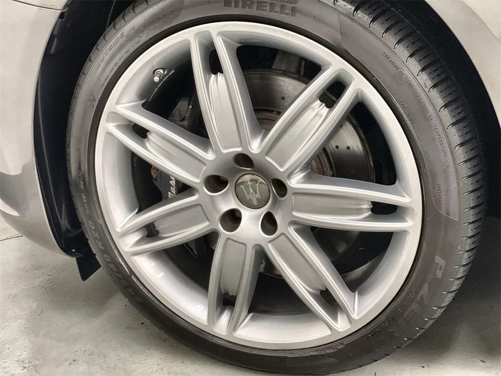 Used 2017 Maserati Quattroporte S Q4 GranLusso for sale $46,888 at Gravity Autos Marietta in Marietta GA 30060 14