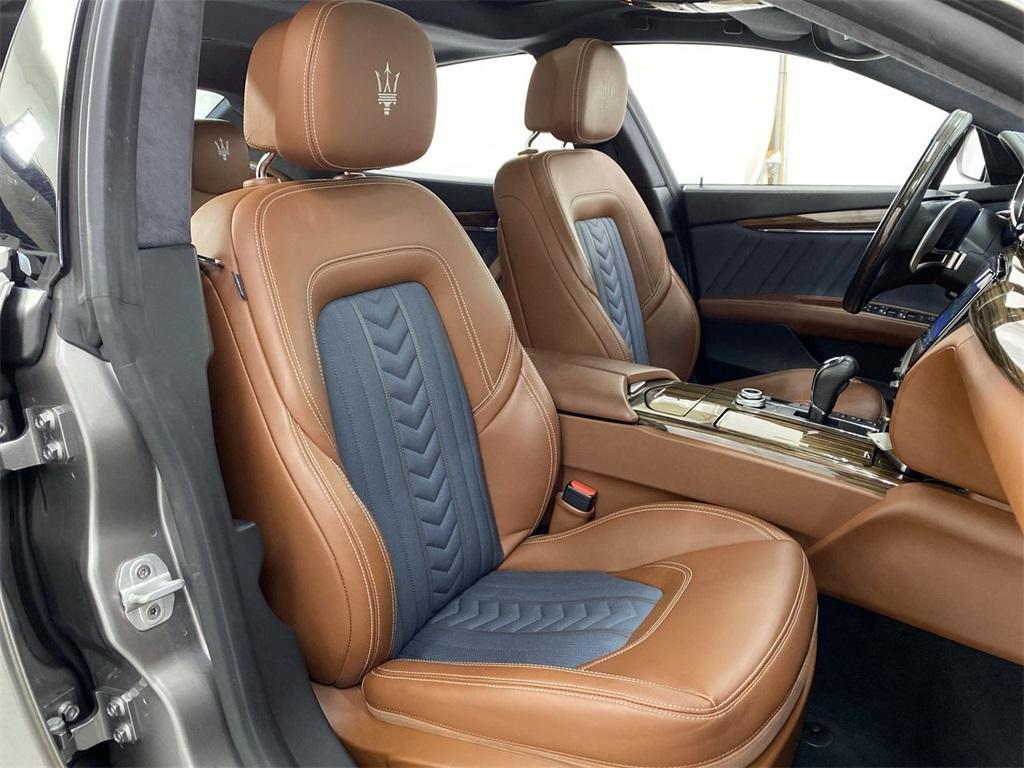 Used 2017 Maserati Quattroporte S Q4 GranLusso for sale $46,888 at Gravity Autos Marietta in Marietta GA 30060 17