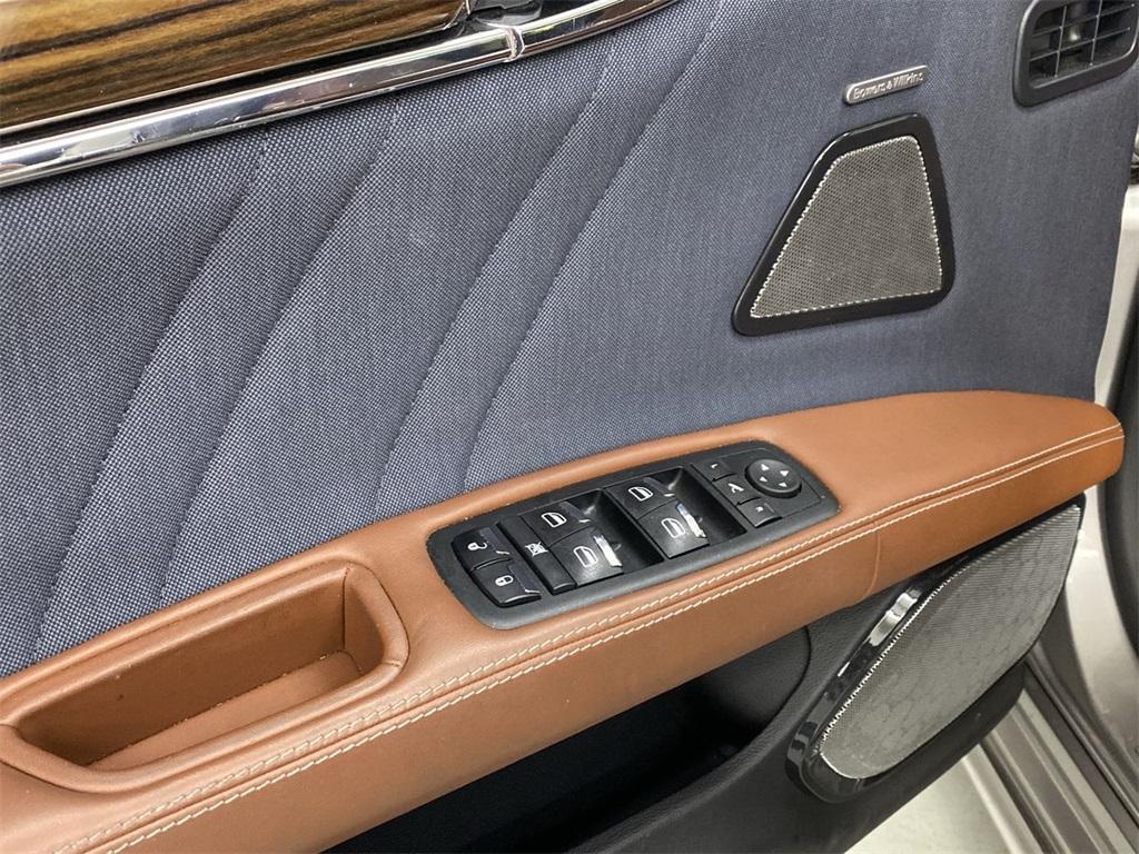 Used 2017 Maserati Quattroporte S Q4 GranLusso for sale $46,888 at Gravity Autos Marietta in Marietta GA 30060 19