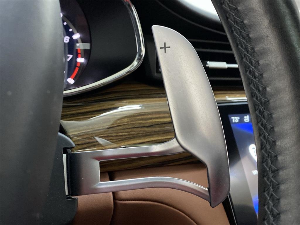 Used 2017 Maserati Quattroporte S Q4 GranLusso for sale $46,888 at Gravity Autos Marietta in Marietta GA 30060 23