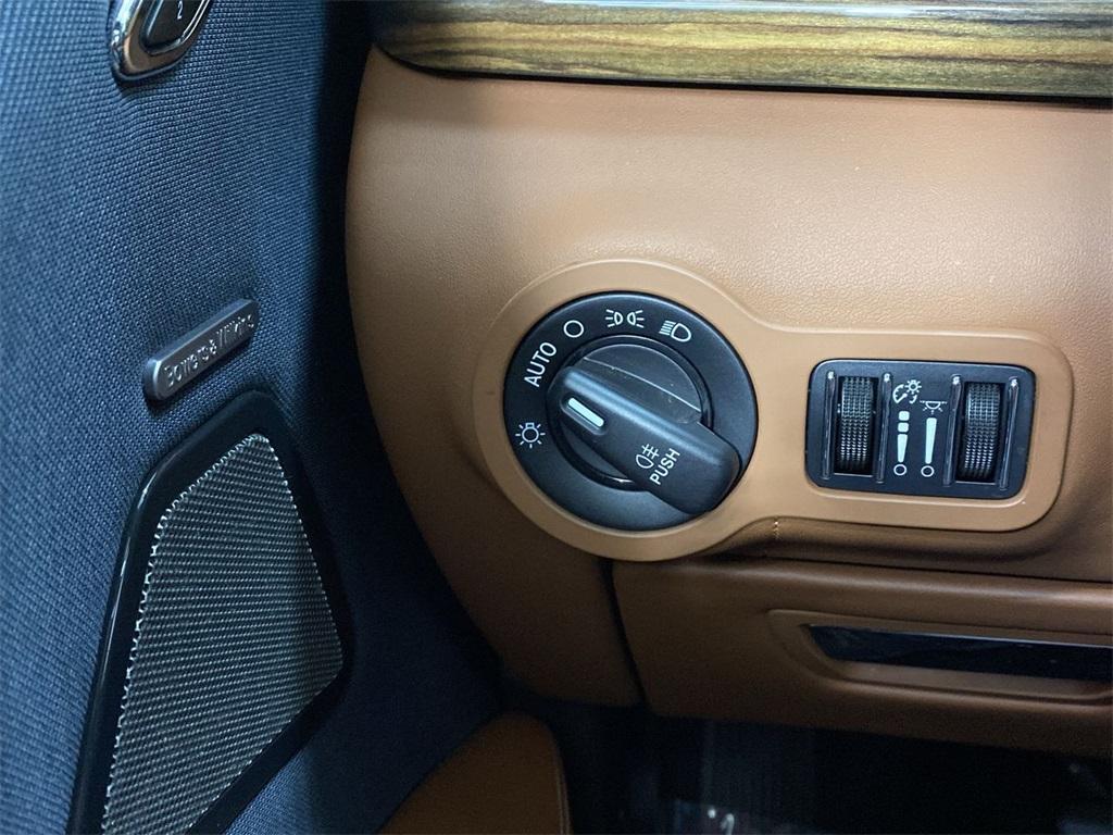 Used 2017 Maserati Quattroporte S Q4 GranLusso for sale $46,888 at Gravity Autos Marietta in Marietta GA 30060 27