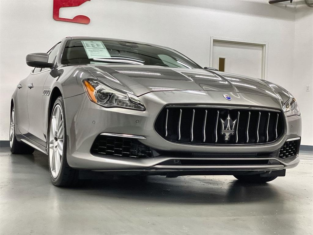 Used 2017 Maserati Quattroporte S Q4 GranLusso for sale $46,888 at Gravity Autos Marietta in Marietta GA 30060 3