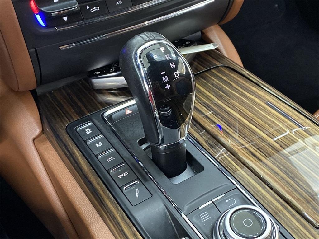 Used 2017 Maserati Quattroporte S Q4 GranLusso for sale $46,888 at Gravity Autos Marietta in Marietta GA 30060 37
