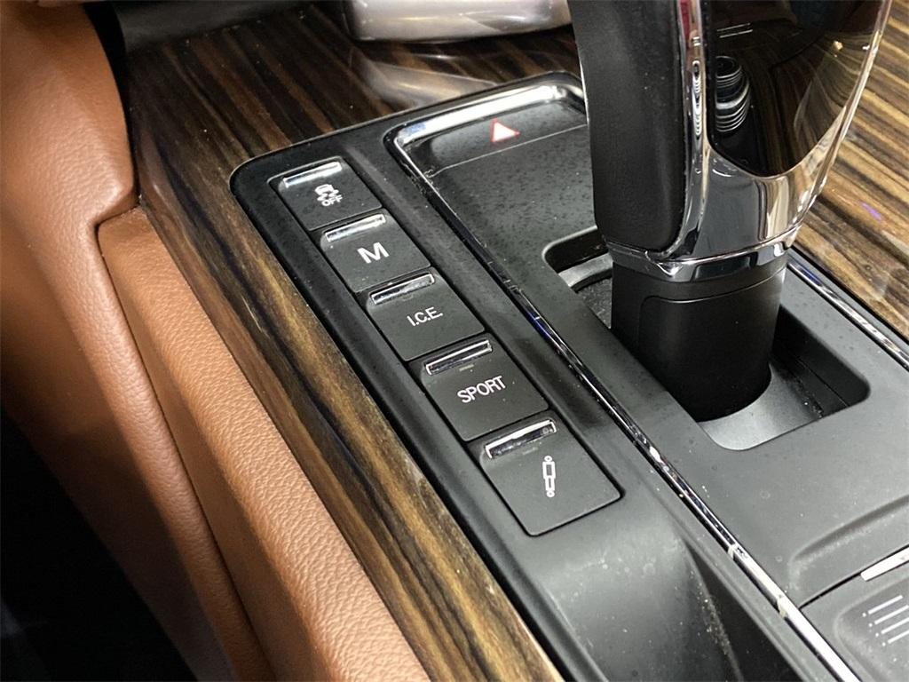 Used 2017 Maserati Quattroporte S Q4 GranLusso for sale $46,888 at Gravity Autos Marietta in Marietta GA 30060 38