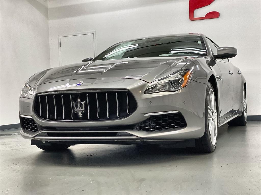 Used 2017 Maserati Quattroporte S Q4 GranLusso for sale $46,888 at Gravity Autos Marietta in Marietta GA 30060 4