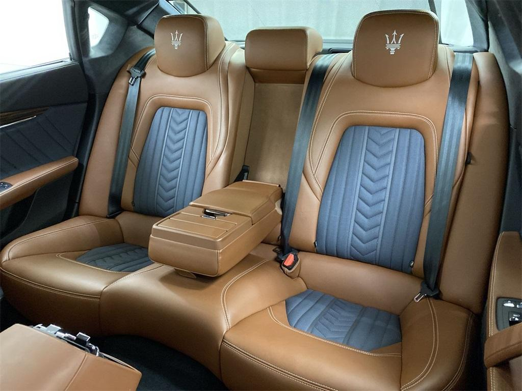 Used 2017 Maserati Quattroporte S Q4 GranLusso for sale $46,888 at Gravity Autos Marietta in Marietta GA 30060 42