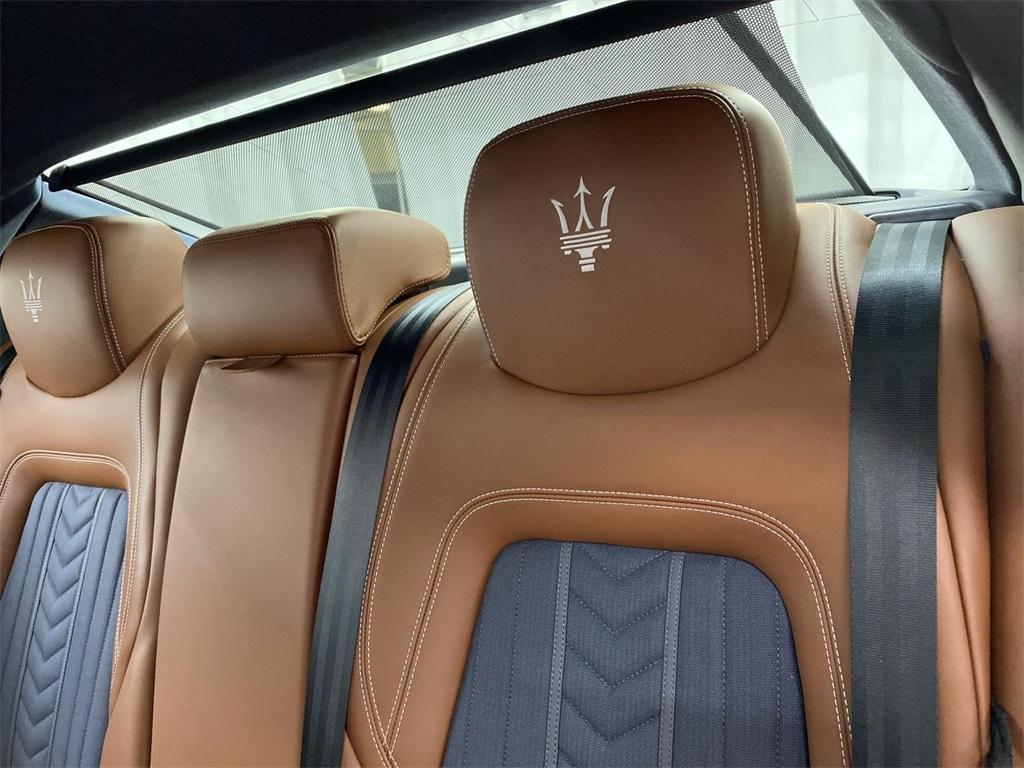Used 2017 Maserati Quattroporte S Q4 GranLusso for sale $46,888 at Gravity Autos Marietta in Marietta GA 30060 45