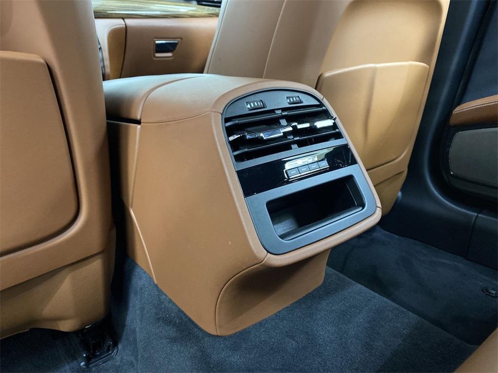 Used 2017 Maserati Quattroporte S Q4 GranLusso for sale $46,888 at Gravity Autos Marietta in Marietta GA 30060 46