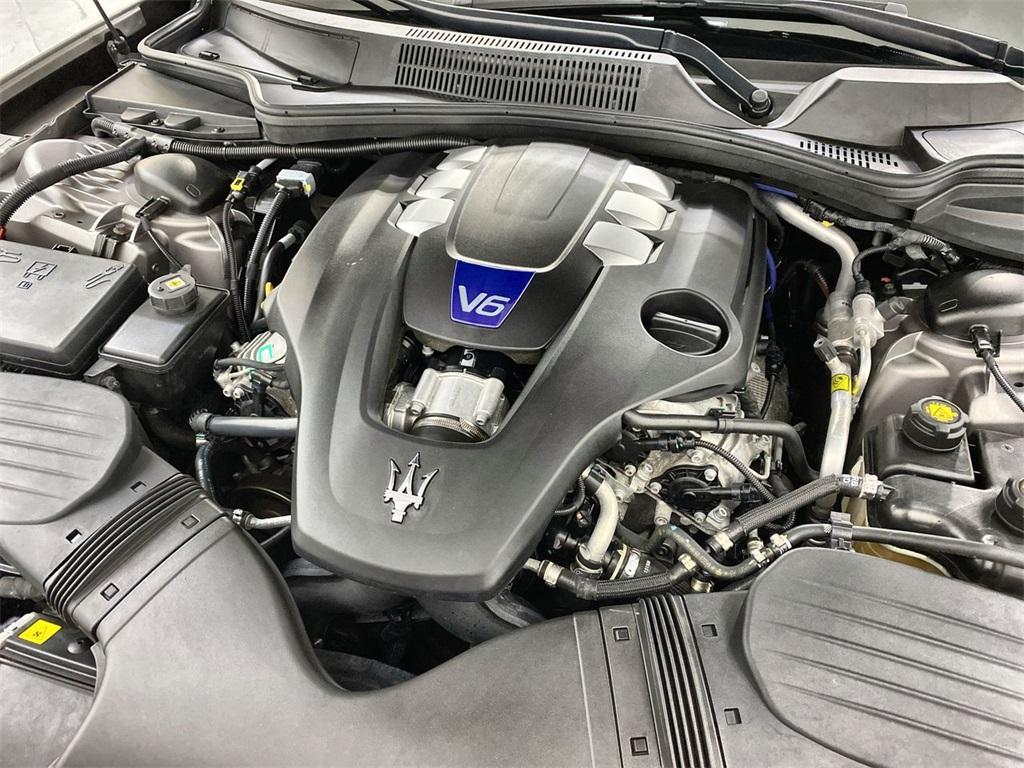 Used 2017 Maserati Quattroporte S Q4 GranLusso for sale $46,888 at Gravity Autos Marietta in Marietta GA 30060 53
