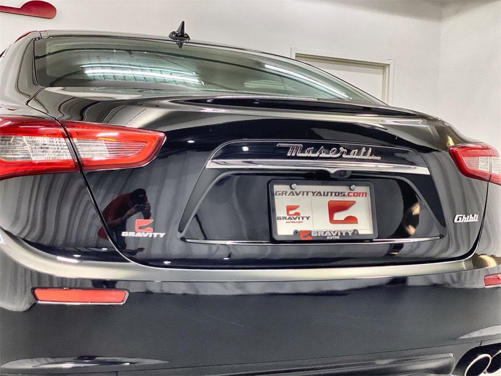 Used 2017 Maserati Ghibli for sale $36,444 at Gravity Autos Marietta in Marietta GA 30060 10