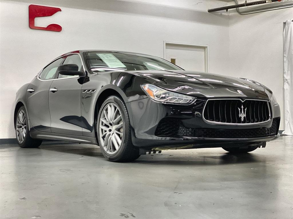 Used 2017 Maserati Ghibli for sale $36,444 at Gravity Autos Marietta in Marietta GA 30060 2