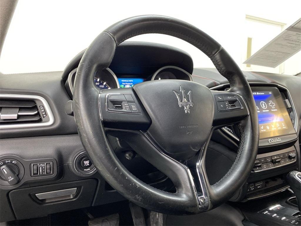 Used 2017 Maserati Ghibli for sale $36,444 at Gravity Autos Marietta in Marietta GA 30060 21