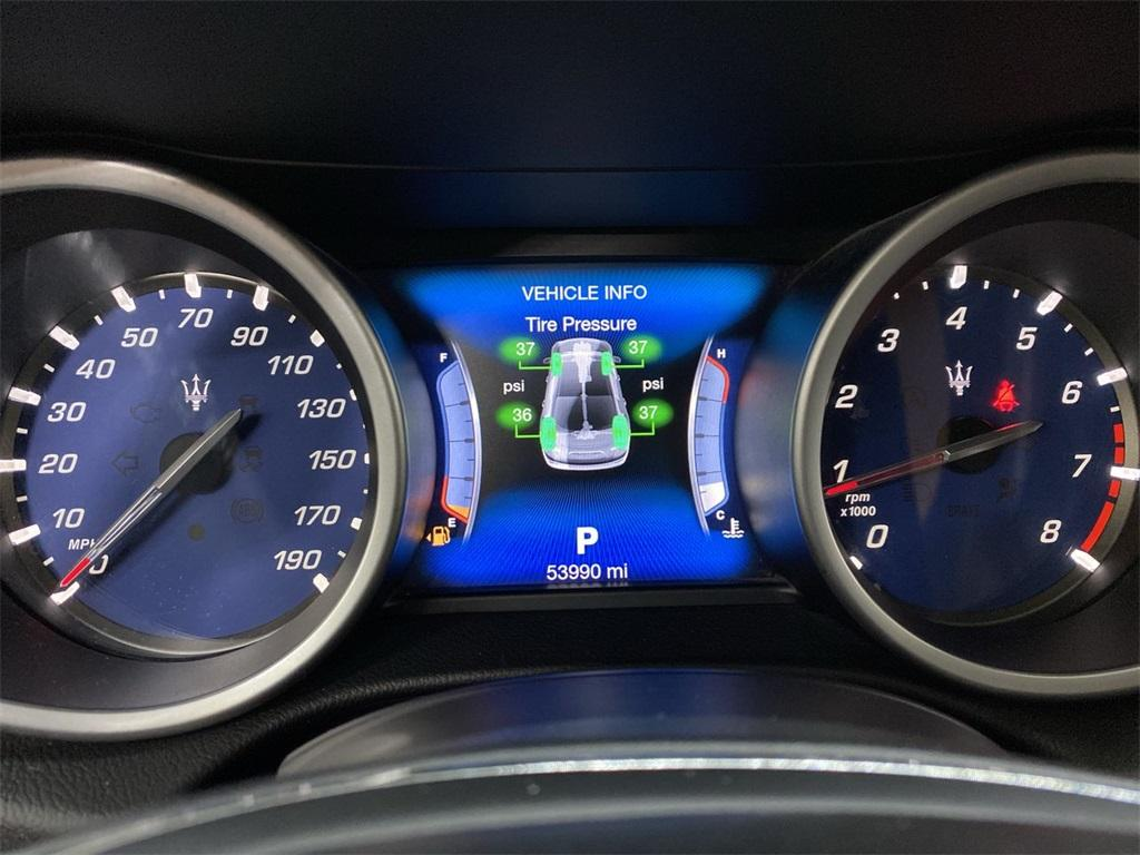 Used 2017 Maserati Ghibli for sale $36,444 at Gravity Autos Marietta in Marietta GA 30060 24