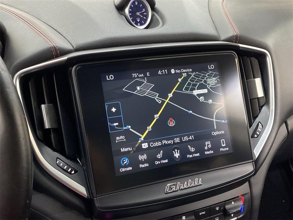 Used 2017 Maserati Ghibli for sale $36,444 at Gravity Autos Marietta in Marietta GA 30060 27