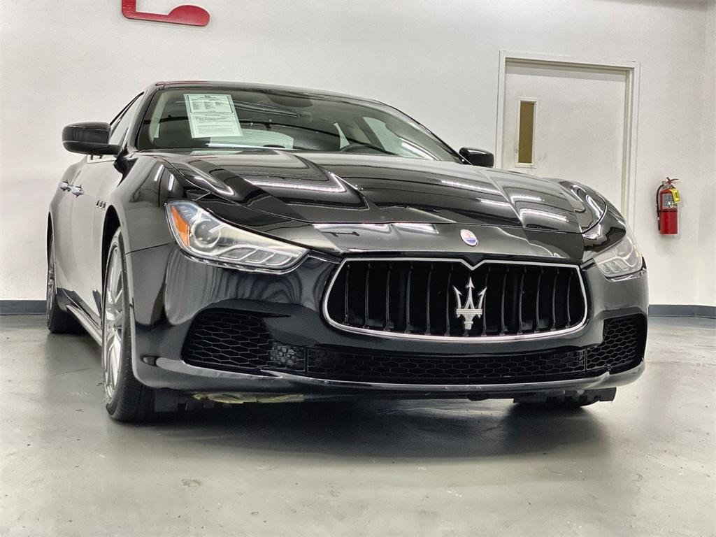 Used 2017 Maserati Ghibli for sale $36,444 at Gravity Autos Marietta in Marietta GA 30060 3