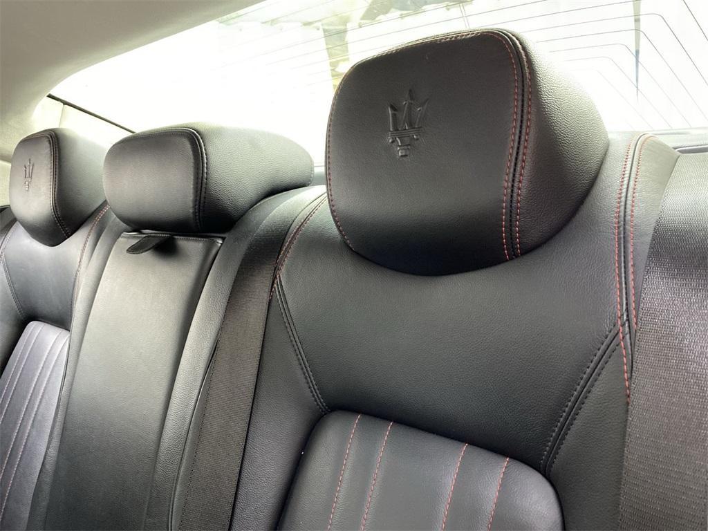 Used 2017 Maserati Ghibli for sale $36,444 at Gravity Autos Marietta in Marietta GA 30060 40