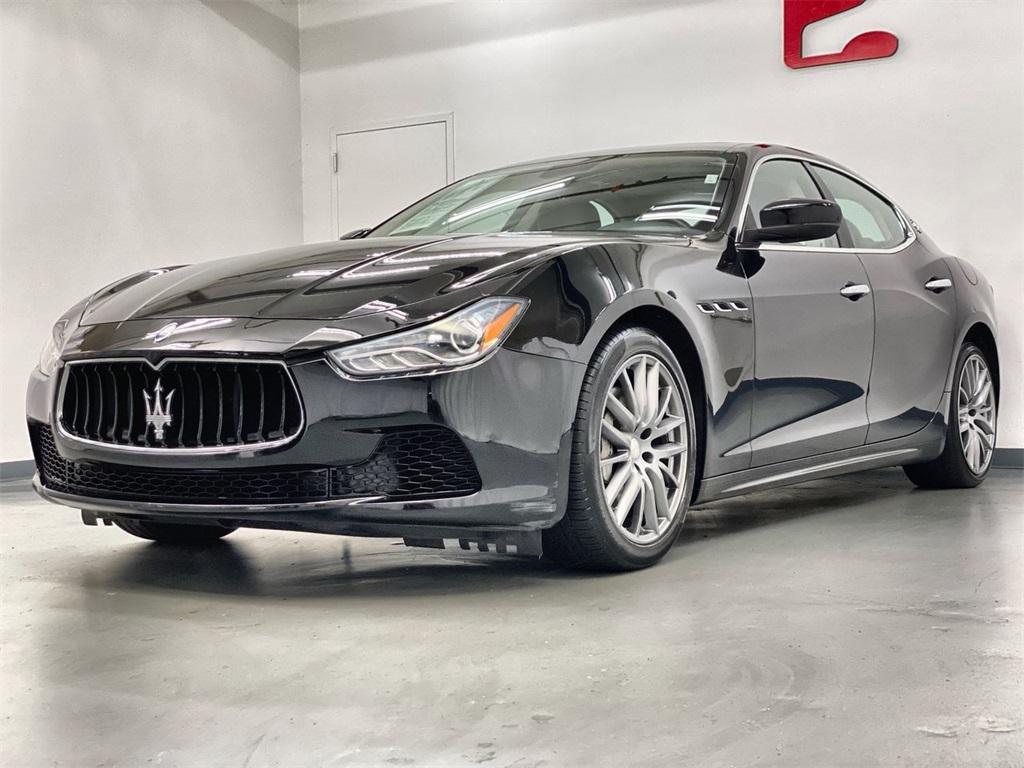 Used 2017 Maserati Ghibli for sale $36,444 at Gravity Autos Marietta in Marietta GA 30060 5