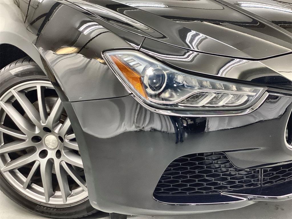 Used 2017 Maserati Ghibli for sale $36,444 at Gravity Autos Marietta in Marietta GA 30060 8
