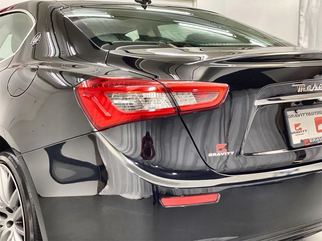 Used 2017 Maserati Ghibli for sale $36,444 at Gravity Autos Marietta in Marietta GA 30060 9