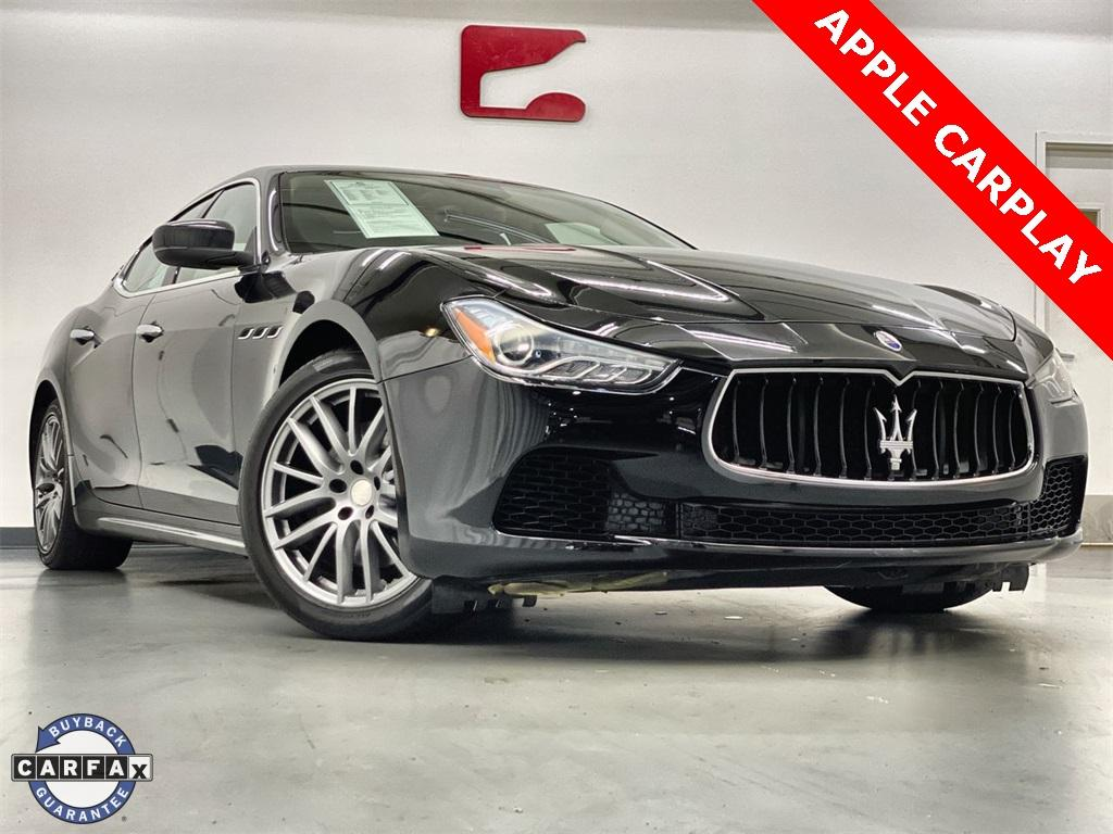 Used 2017 Maserati Ghibli for sale $36,444 at Gravity Autos Marietta in Marietta GA 30060 1