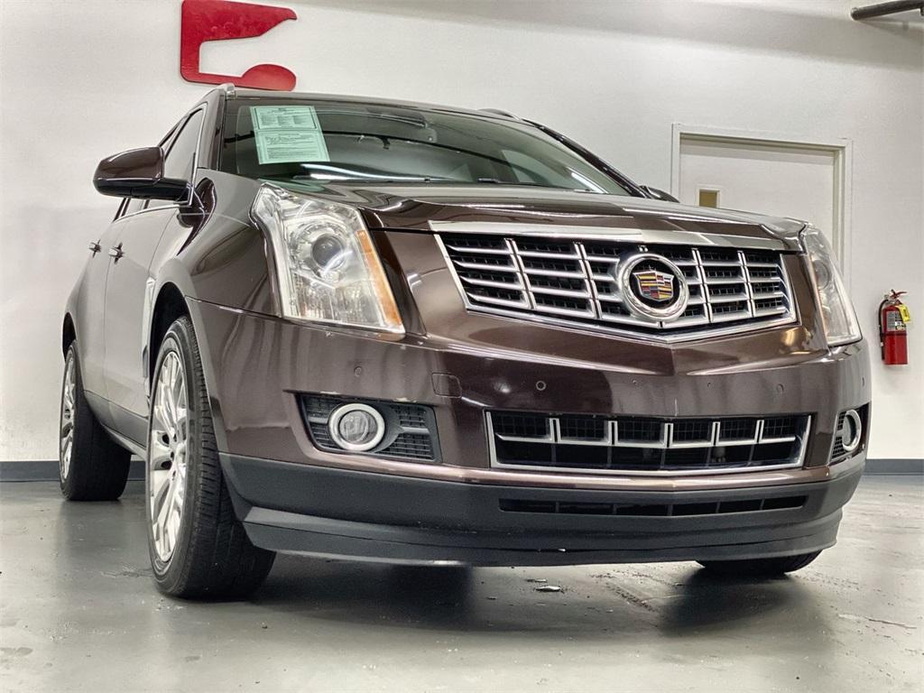 Used 2015 Cadillac SRX Premium for sale $22,444 at Gravity Autos Marietta in Marietta GA 30060 3