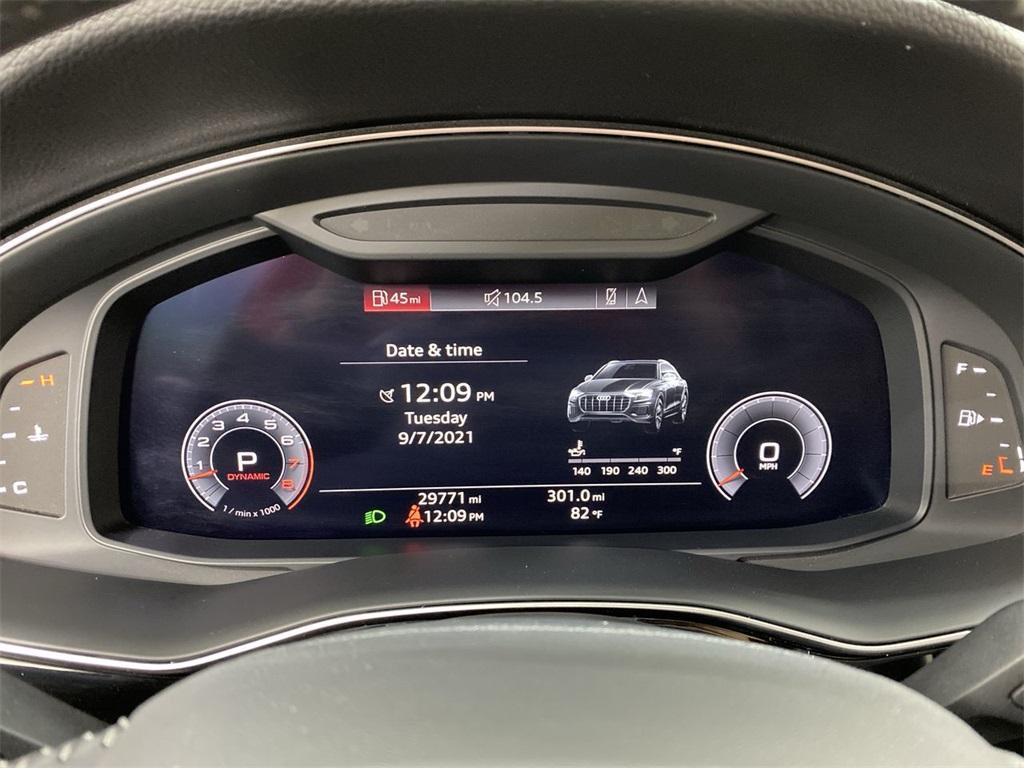 Used 2019 Audi Q8 for sale $67,888 at Gravity Autos Marietta in Marietta GA 30060 26