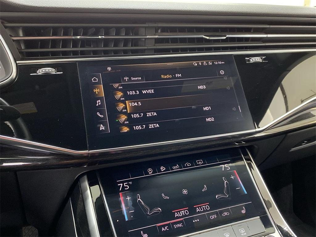 Used 2019 Audi Q8 for sale $67,888 at Gravity Autos Marietta in Marietta GA 30060 34