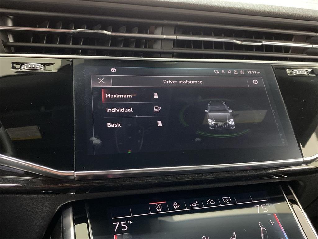 Used 2019 Audi Q8 for sale $67,888 at Gravity Autos Marietta in Marietta GA 30060 39