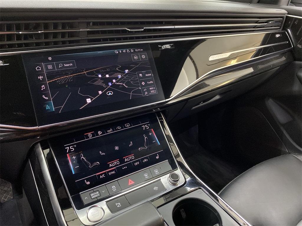 Used 2019 Audi Q8 for sale $67,888 at Gravity Autos Marietta in Marietta GA 30060 40