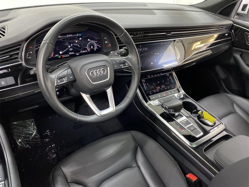 Used 2019 Audi Q8 for sale $67,888 at Gravity Autos Marietta in Marietta GA 30060 42