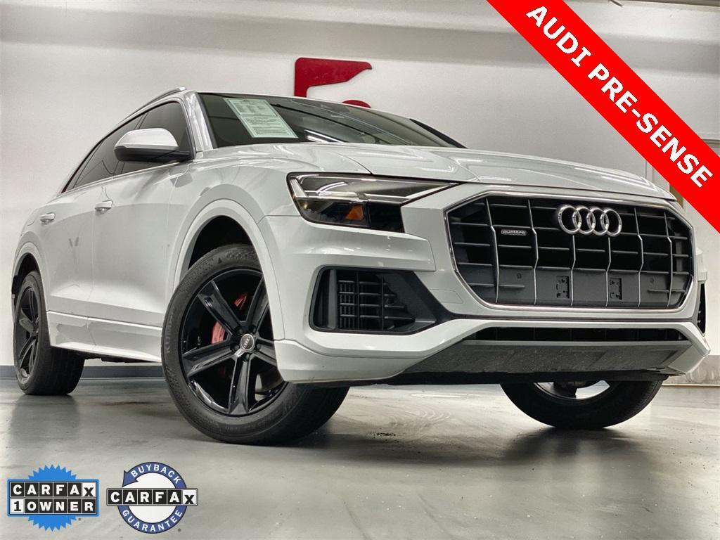 Used 2019 Audi Q8 for sale $67,888 at Gravity Autos Marietta in Marietta GA 30060 1