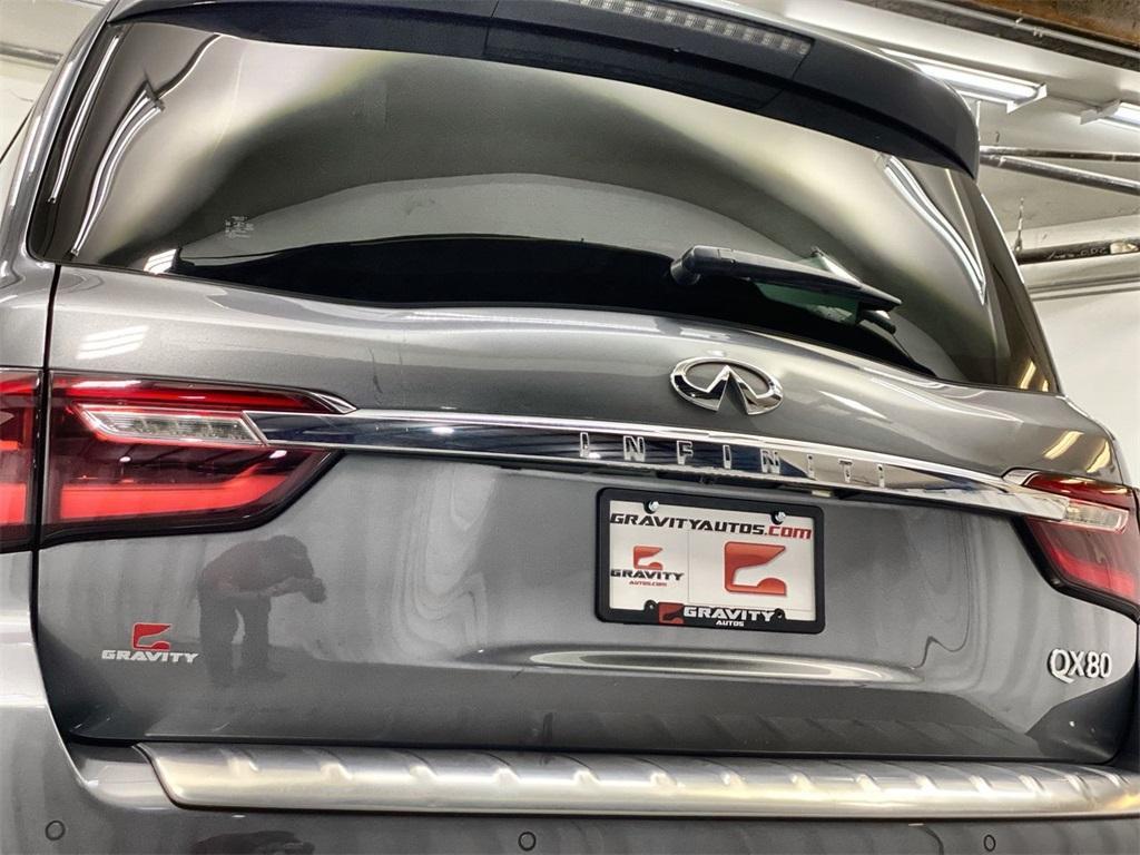 Used 2018 INFINITI QX80 Base for sale $44,888 at Gravity Autos Marietta in Marietta GA 30060 10