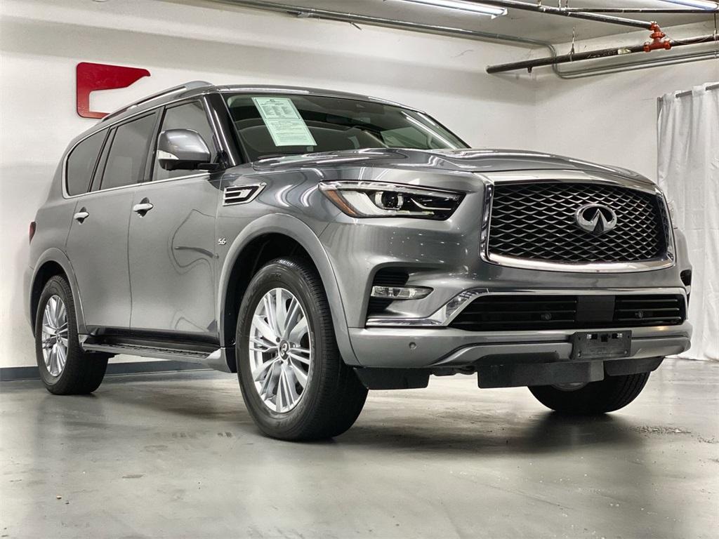 Used 2018 INFINITI QX80 Base for sale $44,888 at Gravity Autos Marietta in Marietta GA 30060 2