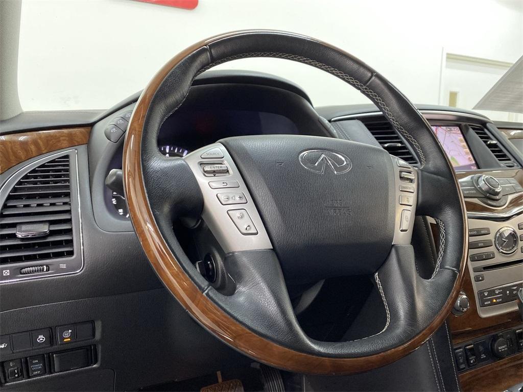 Used 2018 INFINITI QX80 Base for sale $44,888 at Gravity Autos Marietta in Marietta GA 30060 22
