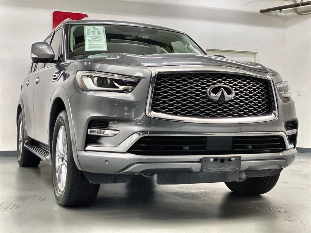Used 2018 INFINITI QX80 Base for sale $44,888 at Gravity Autos Marietta in Marietta GA 30060 3