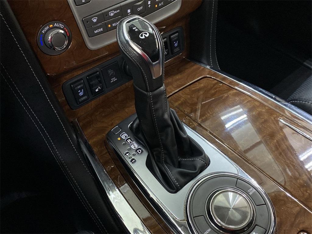 Used 2018 INFINITI QX80 Base for sale $44,888 at Gravity Autos Marietta in Marietta GA 30060 36