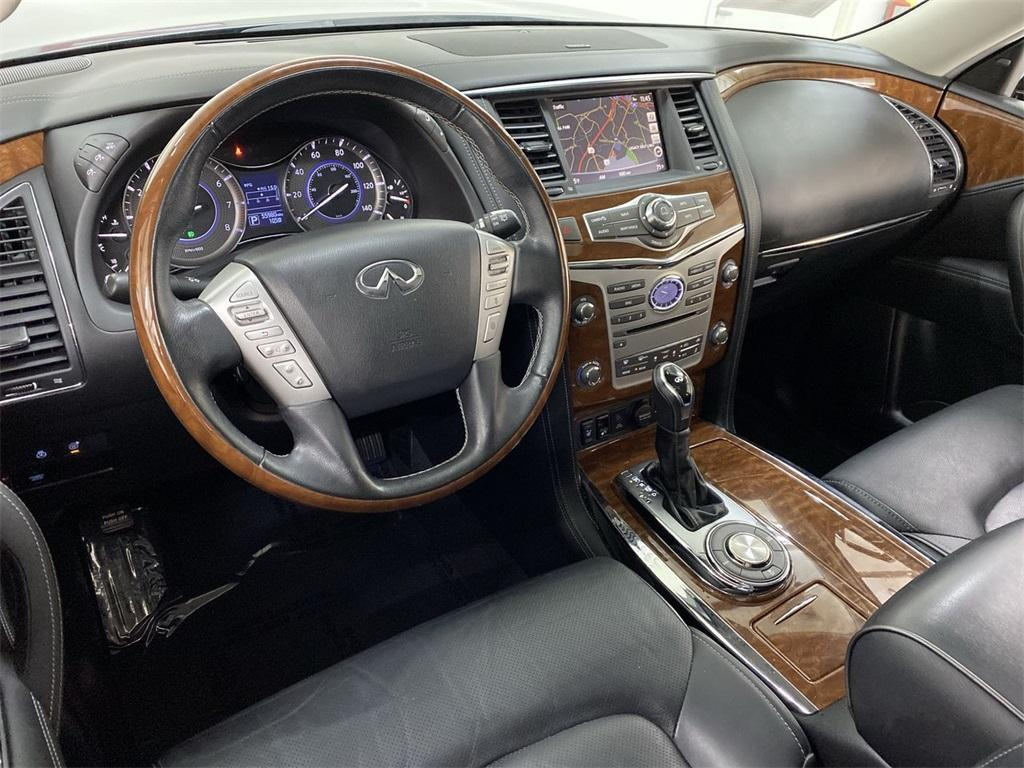 Used 2018 INFINITI QX80 Base for sale $44,888 at Gravity Autos Marietta in Marietta GA 30060 40