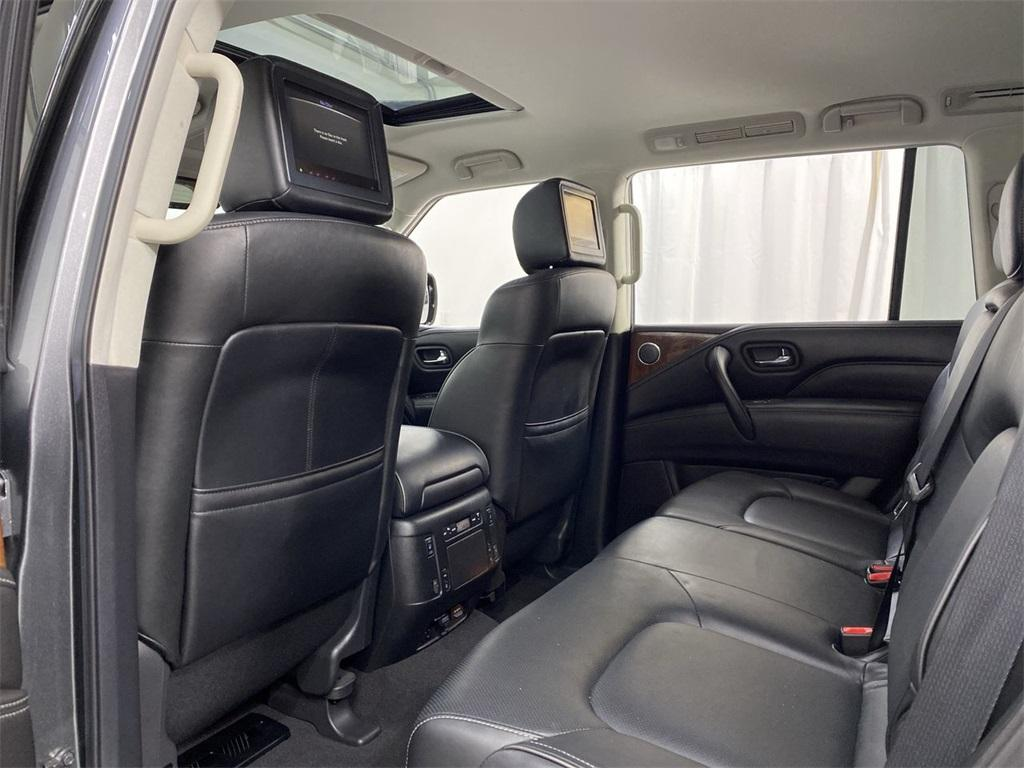 Used 2018 INFINITI QX80 Base for sale $44,888 at Gravity Autos Marietta in Marietta GA 30060 42