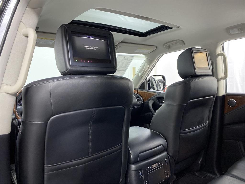 Used 2018 INFINITI QX80 Base for sale $44,888 at Gravity Autos Marietta in Marietta GA 30060 47