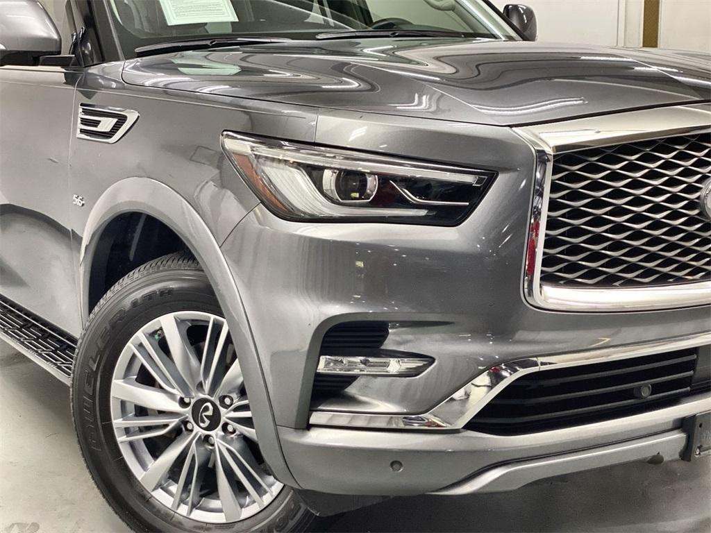 Used 2018 INFINITI QX80 Base for sale $44,888 at Gravity Autos Marietta in Marietta GA 30060 8